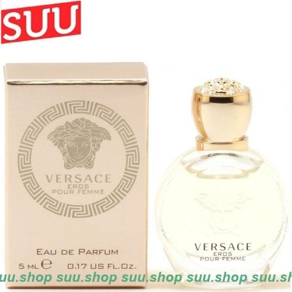 Nước Hoa Nữ 5ml Versace Eros Pour Femme chính hãng