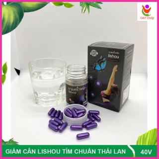 Giảm cân Lishou Phục Linh Tím chuẩn Thái Lan giảm cực mạnh thumbnail