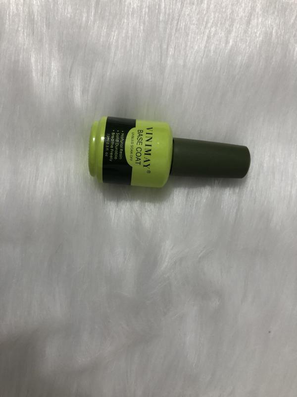 Base coat Vinimay lớp lót trước khi sơn màu, cho màu gel bền chặt