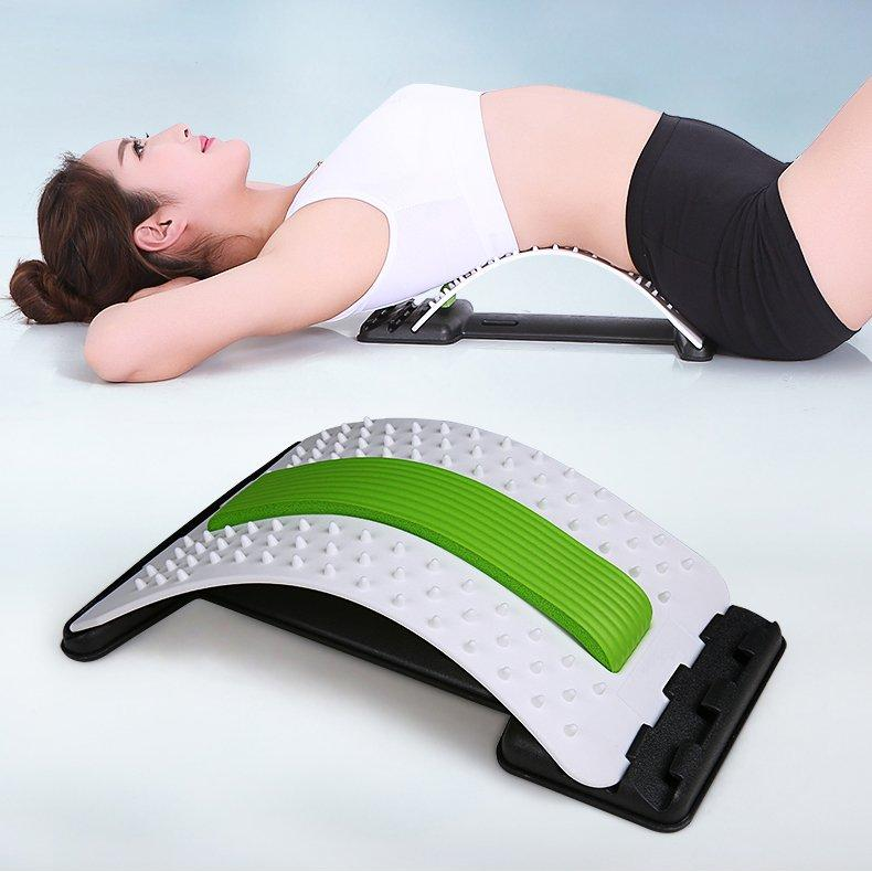 Khung nắn chỉnh cột sống, điều trị thoát vị đĩa đệm, thoái hóa, đau lưng, vai gáy (Giao màu ngẫu nhiên)