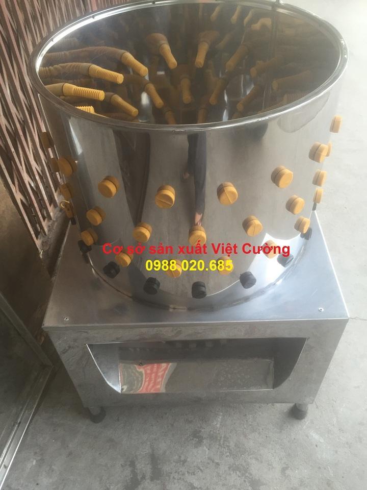 Máy vặt lông gà, vịt, . . . ϕ50 Giá rẻ   Inox 201, 304 Giá rẻ