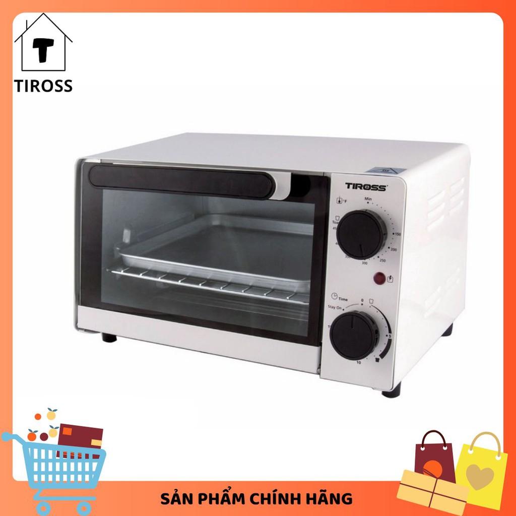 Lò nướng Tiross Halogen TS9601 (9l, Bảo Hành 12 Tháng