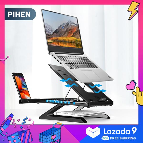 Bảng giá Giá Đỡ Laptop PIHEN 11-17Inch, Có Thể Điều Chỉnh, Lưu Động, Gấp Gọn, Có Lỗ Thông Nhiệt Phong Vũ
