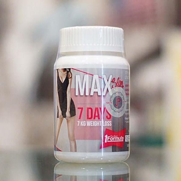 GIẢM CÂN MAX 7 DAY THÁI LAN