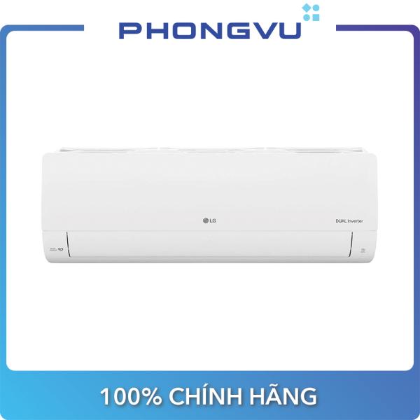 [Trả góp 0%]Máy lạnh LG Inverter 2.0 HP V18ENF1 - Bảo hành 24 Tháng - Miễn phí giao hàng Hà Nội & TP HCM