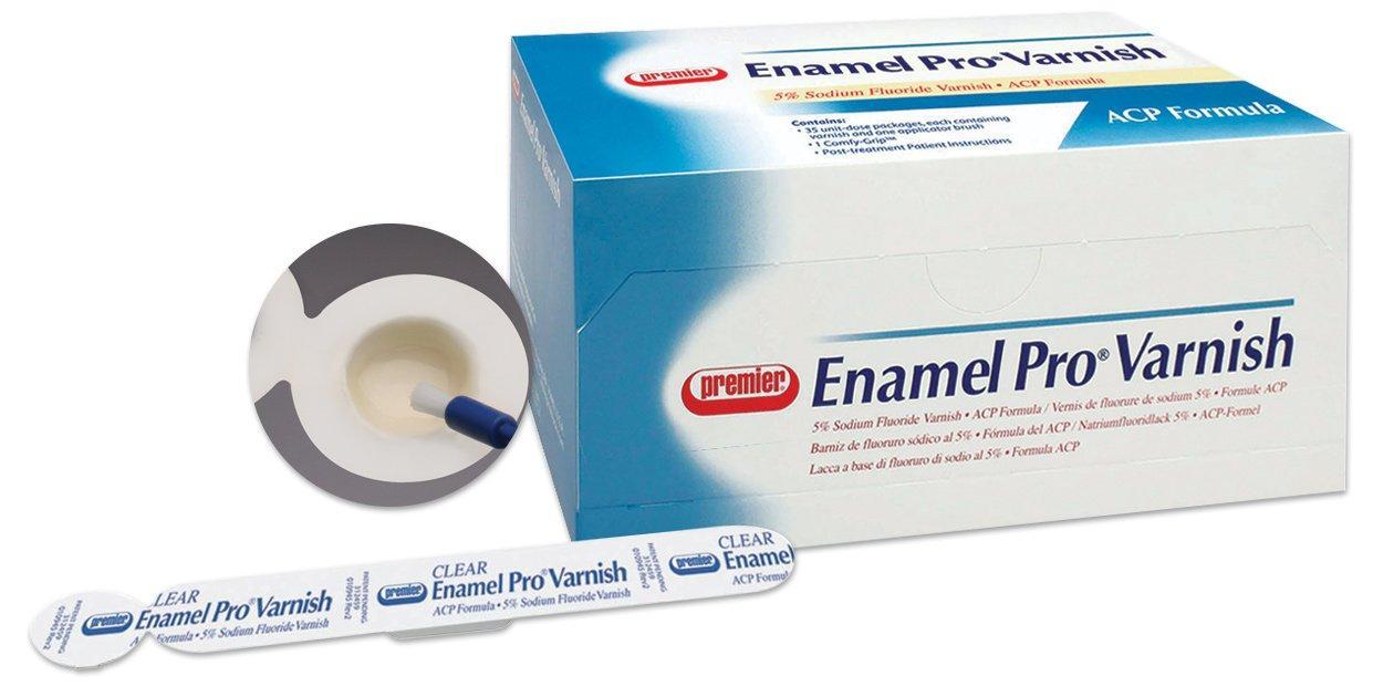 Vecni bôi răng Enamel Pro Varnish - Premier nhập khẩu