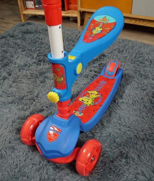 Mua Xe Trượt Scooter Trẻ Em B19 với 2 Chế độ ( có thể dùn để ngồi đẩy hoặc trượt xe chòi chân)