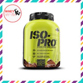 [CHÍNH HÃNG] Sữa tăng cơ IsoPro 100% Hydrolyzed Whey Protein Isolate VitaXtrong- Phục hồi cơ với Protein chất lượng cao thumbnail