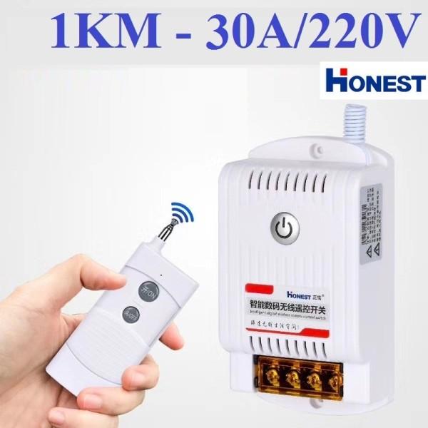 Công tắc điều khiển từ xa - HONENST-9220ZR-30A