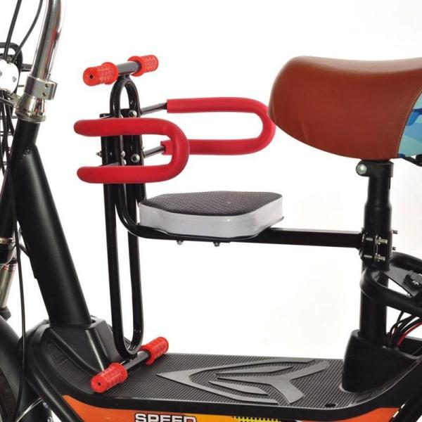 Ghế ngồi cho bé gắn trên xe đạp, xe đạp điện