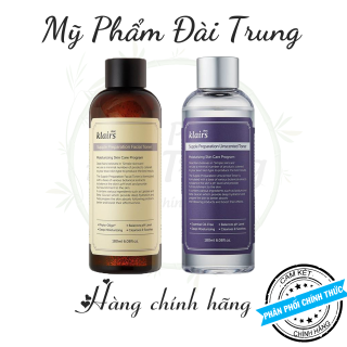 Nước Hoa Hồng Dưỡng Ẩm Giảm Viêm Dear Klairs Supple Preparation Toner 180ml thumbnail
