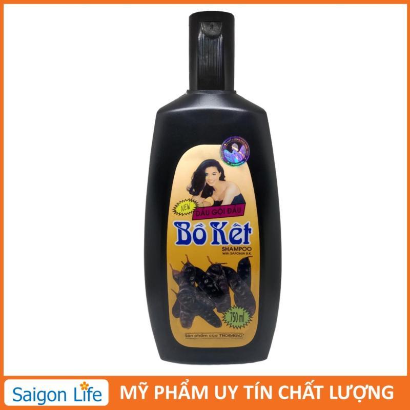 Dầu Gội Đầu Bồ Kết Thorakao Chai 750ML