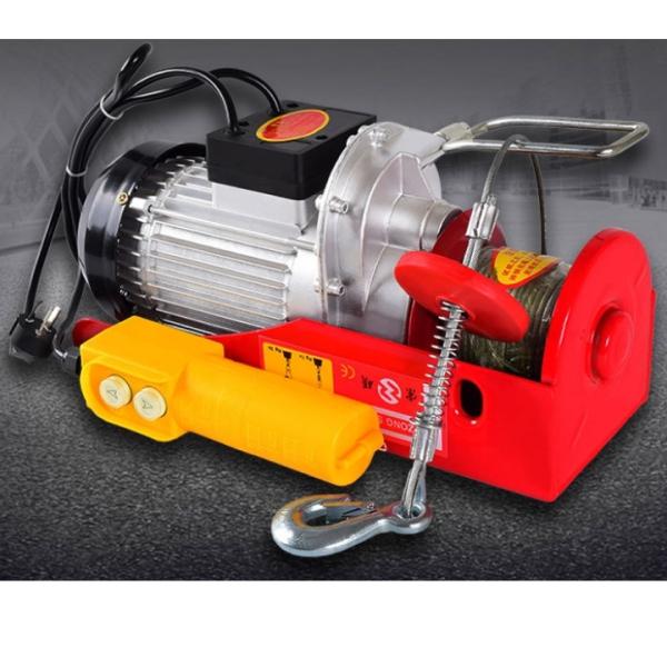Tời điện PA800 máy nâng hạ vật liệu xây dựng