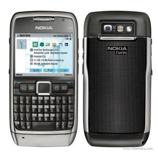 Điện thoại Nokia E71 (CHÍNH HÃNG - GIÁ RẺ - BẢO HÀNH 1 NĂM) thumbnail