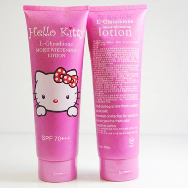 Kem dưỡng body make up trắng da Kitty hồng - PN giá rẻ