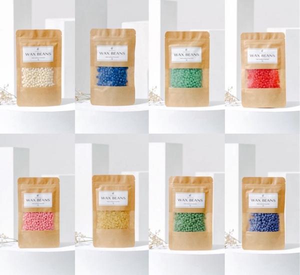 Sáp Wax Beans Dòng Thường Nhập Khẩu Italy Tẩy Lông Triệt Lông (Màu Ngẫu Nhiên)
