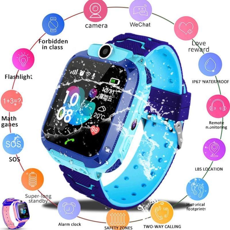 Nơi bán Đồng hồ thông minh Q12 Định vị chống nước