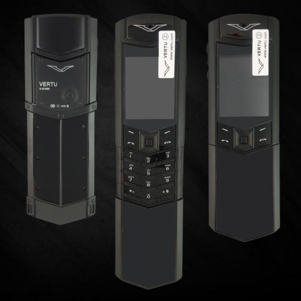 Điện Thoại Vetu K9 Vertu Nắp Trượt 2 Sim 2 Sóng SignatureS Sang trọng cao cấp Bền Đẹp Fullblok