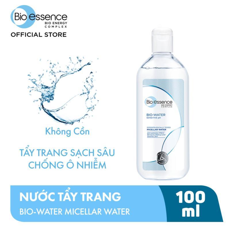 NƯỚC TẨY TRANG ẨM MƯỢT MỊN MÀNG BIO-ESSENCE WATER MICELLAR WATER 100ML