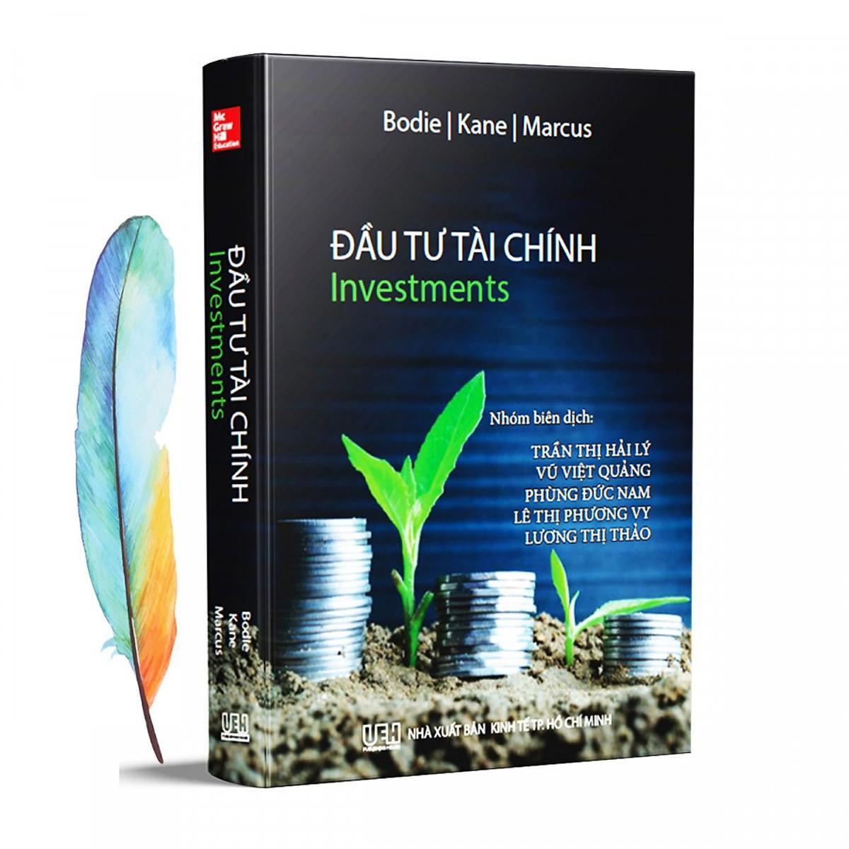 Mua [ Sách ] Đầu Tư Tài Chính - Investing