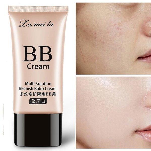 Kem Nền Trang Điểm BB Cream Lameila – Kem Che Khuyết  Điểm Toàn Diện – Bảo Vệ Da – Đều Màu – Làm Mờ Vết Nhăn – O2O Shop giá rẻ