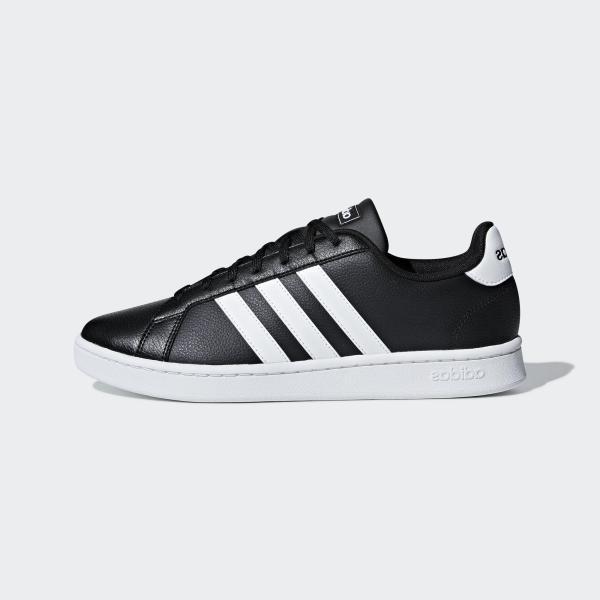 Bảng giá adidas TENNIS Giày Grand Court Nam Màu đen F36393