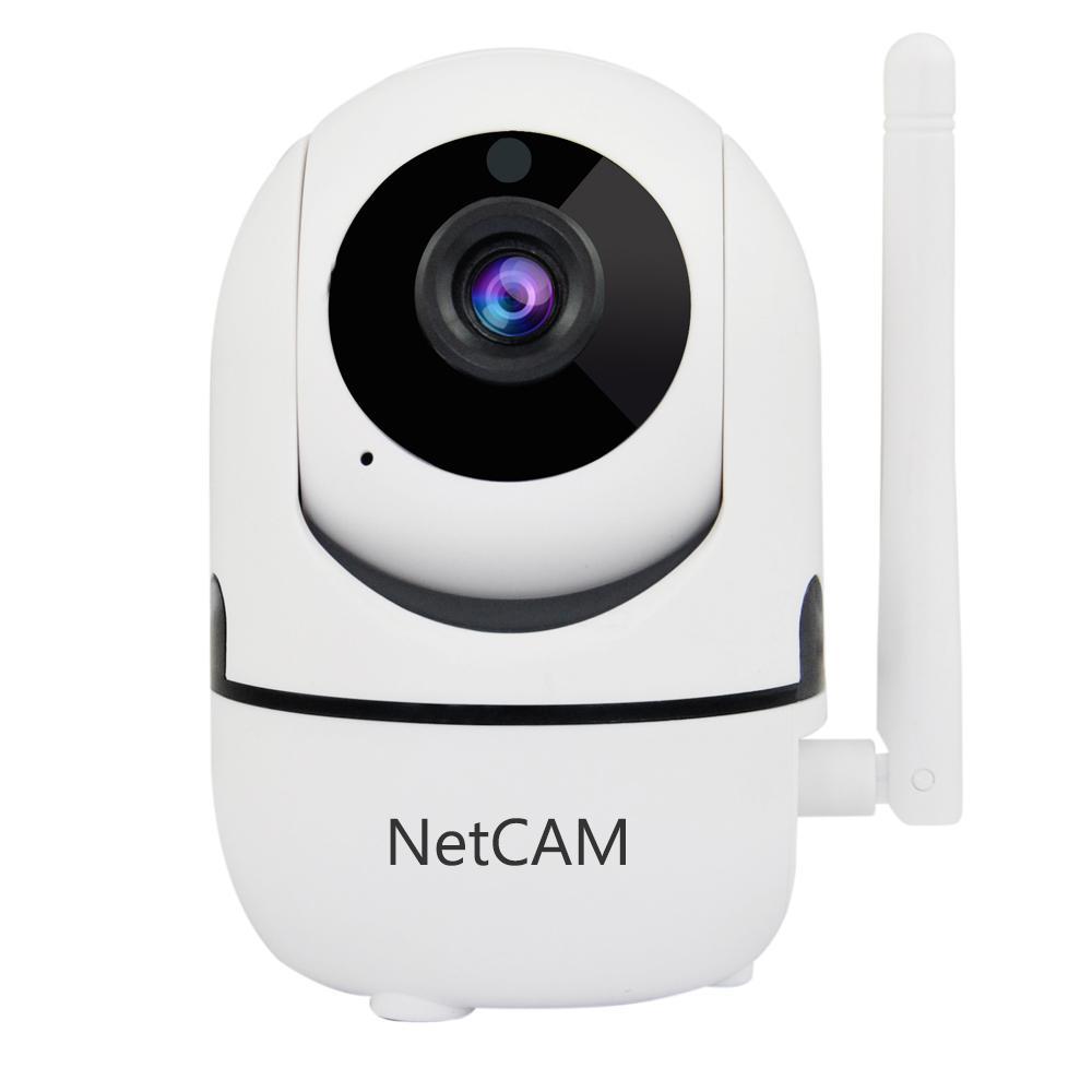 Camera IP Wifi NetCAM NR02 1080P - Hãng Phân Phối Chính Thức Nhật Bản