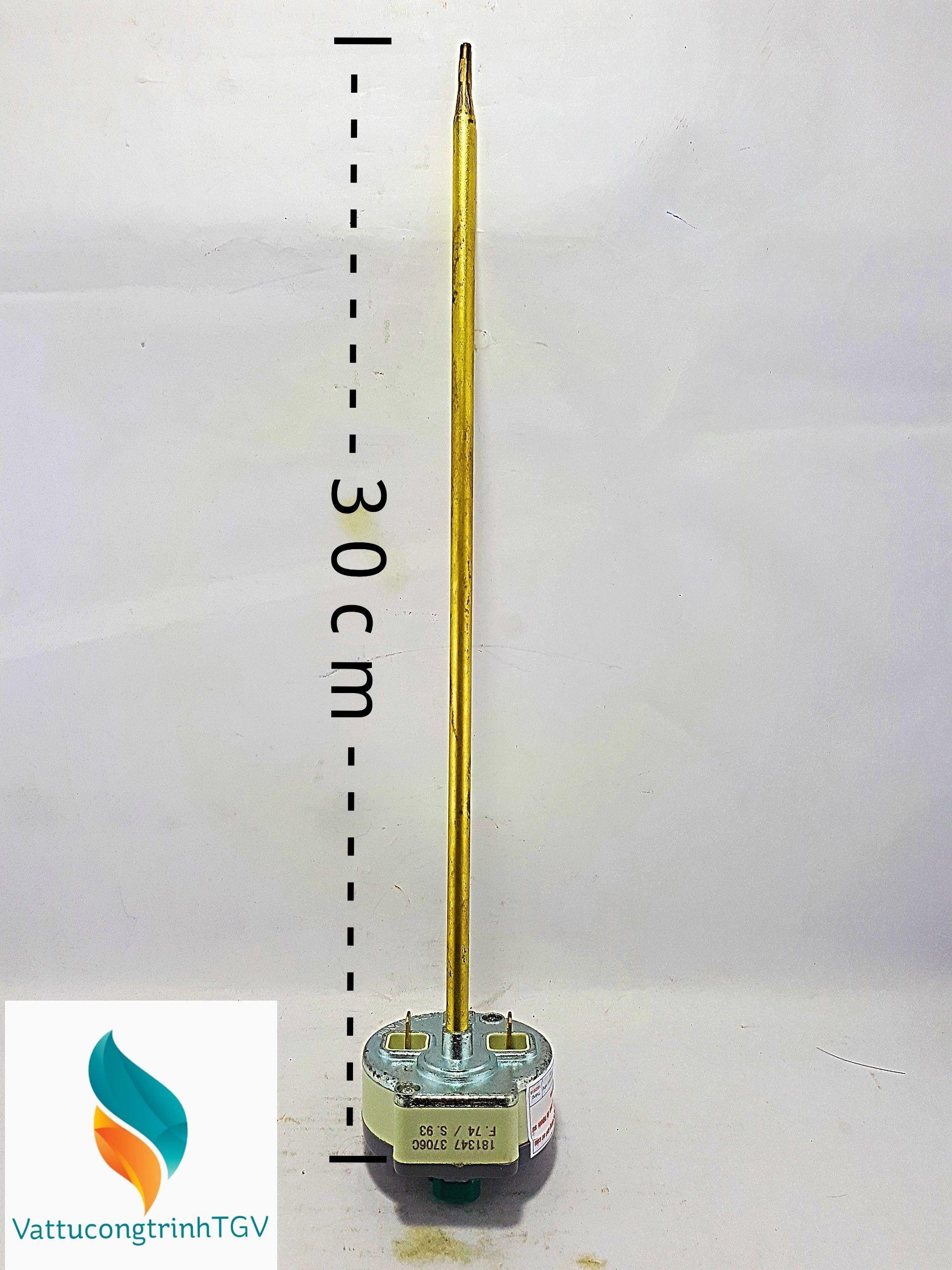 Rơle nhiệt độ bình Nóng Lạnh ARISTON dạng cọc dài 30cm