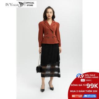 Áo khoác nữ IVY moda MS 67M6101 thumbnail