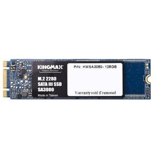 Ổ cứng SSD Kingmax SA3080 128GB M.2 2280 - Hàng Chính Hãng thumbnail