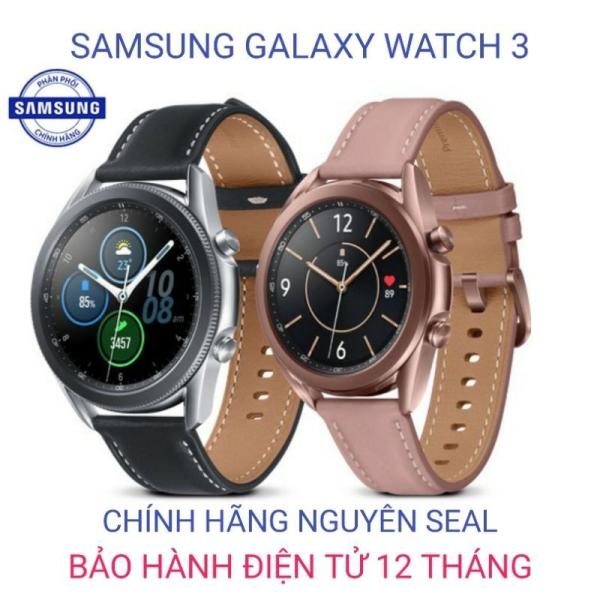 [Trả góp 0%]Đồng hồ thông minh Samsung Galaxy Watch 3 - Hàng Chính Hãng