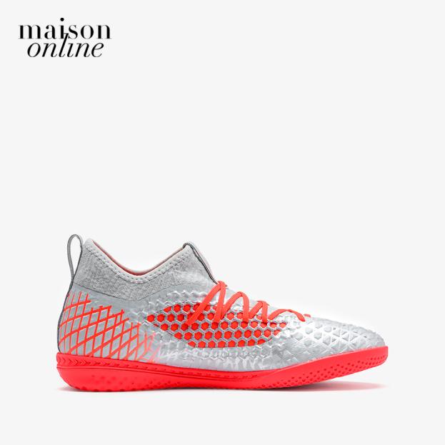 Giày PUMA FUTURE 4.3 NETFIT IT Glacial Blue-Nrgy R 105686 giá rẻ