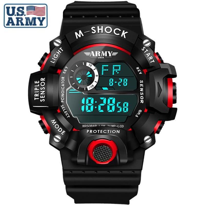 Nơi bán Đồng hồ Trẻ Em ARMY USA - Chống Sốc & Chống Nuốc Tốt