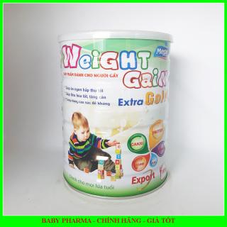 Sữa bột tăng cân cho trẻ biếng ăn Weight Gain Export 900g thumbnail