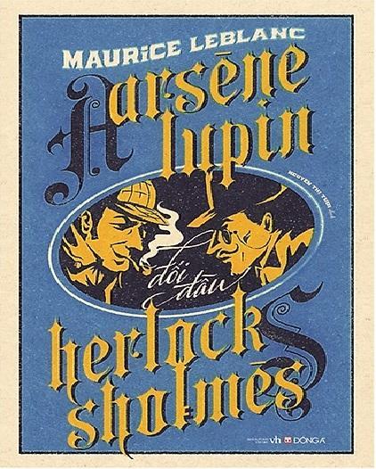 Mua Arsène Lupin Đối Đầu Herlock Sholmès