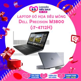 Laptop Đồ Họa Siêu Mỏng Cảm Ứng Dell Precision M3800, i7-4702HQ, RAM 8G, SSD 256G, VGA Nvidia Quadro K1100-2G, Màn 15.6 3K IPS, LaptopLC298 thumbnail