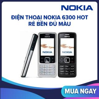 Điện Thoại Nokia 6300 Hot -Rẻ bền Đủ Màu thumbnail