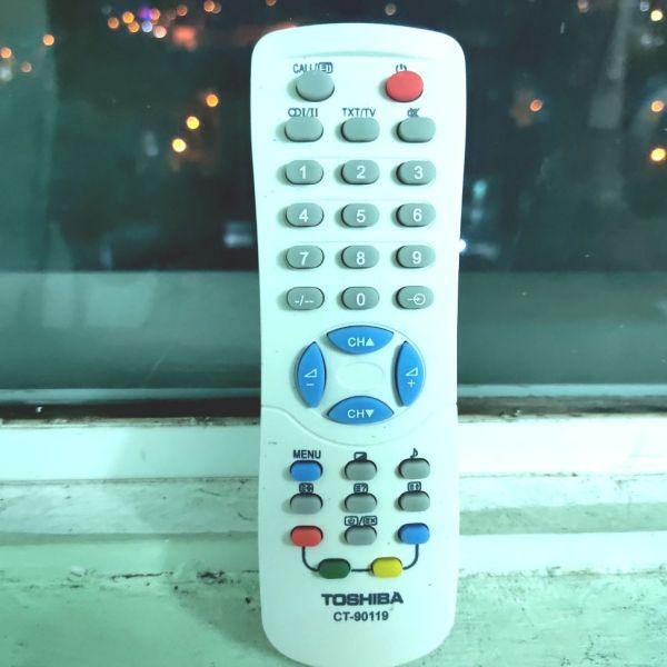 Bảng giá Remote điều khiển tivi Toshiba CT-90119