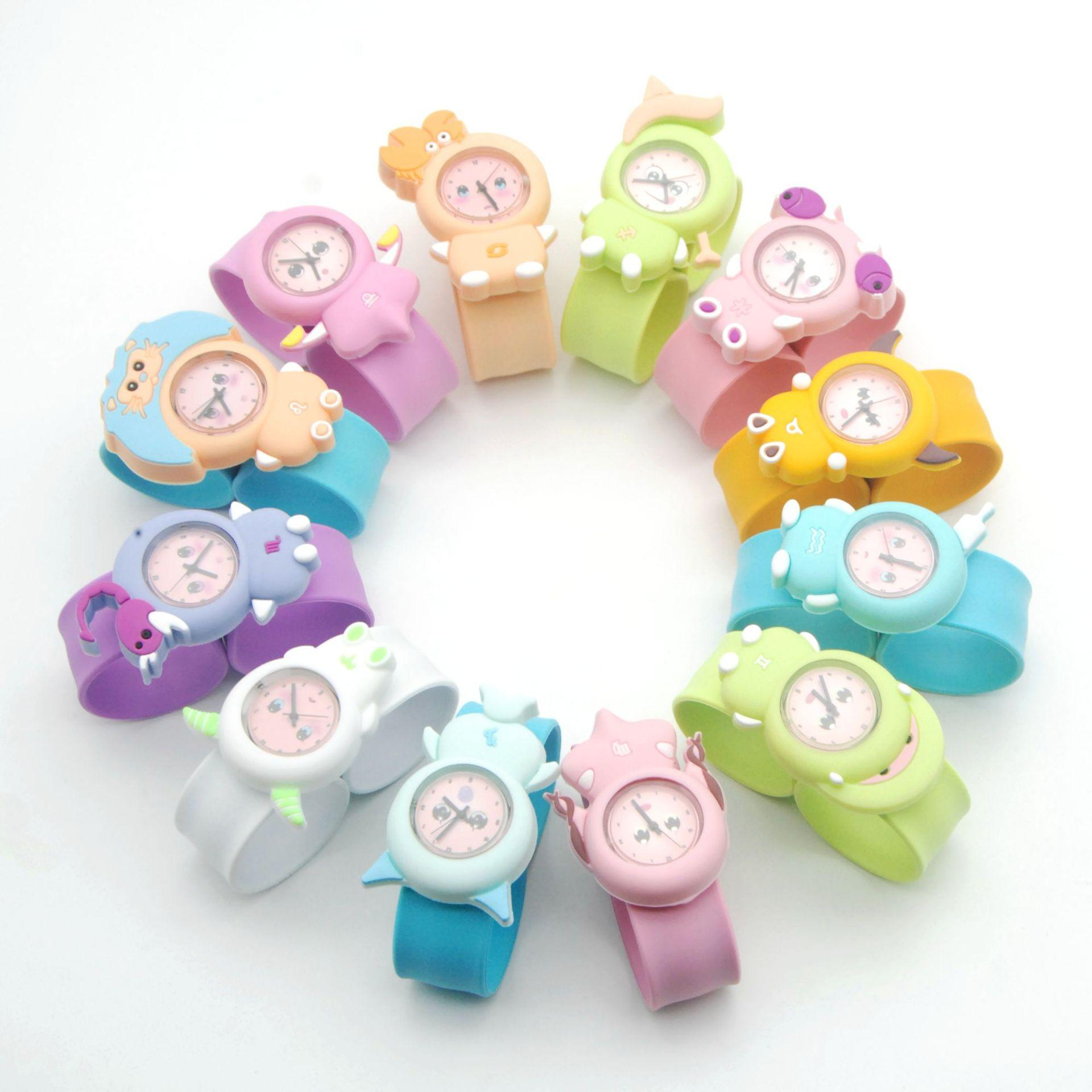 Giá bán Đồng hồ Silicon 12 Cung Hoàng Đạo cho bé