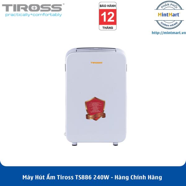 Máy Hút Ẩm Tiross TS886 240W - Hàng Chính Hãng