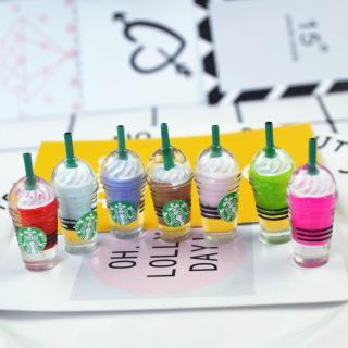 Squishy Slime Mô hình 04 ly Ice Tea Starbucks ToySquishy thumbnail