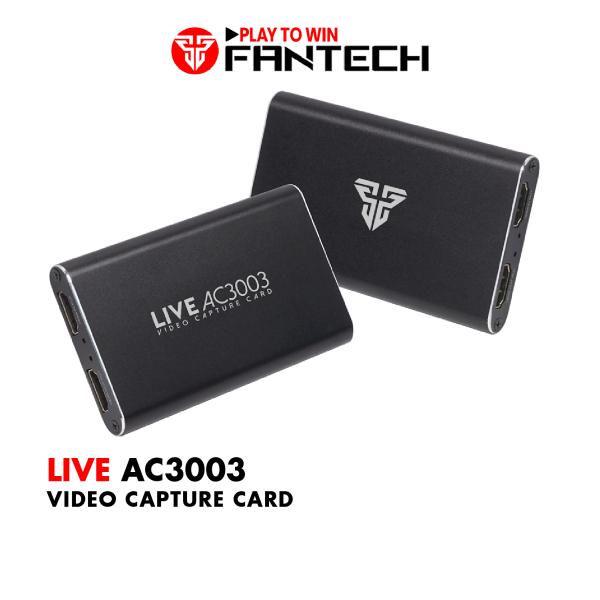 Bảng giá Card Ghi Hình Livestream FANTECH AC3003 LIVE Hỗ Trợ Ghi Hình Full HD 1080p/60fps Cực Nét - Hãng Phân Phối Chính Thức Phong Vũ