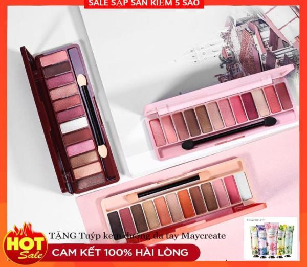 Bảng Phấn Mắt Lameila 12 Màu cực đẹp giá rẻ