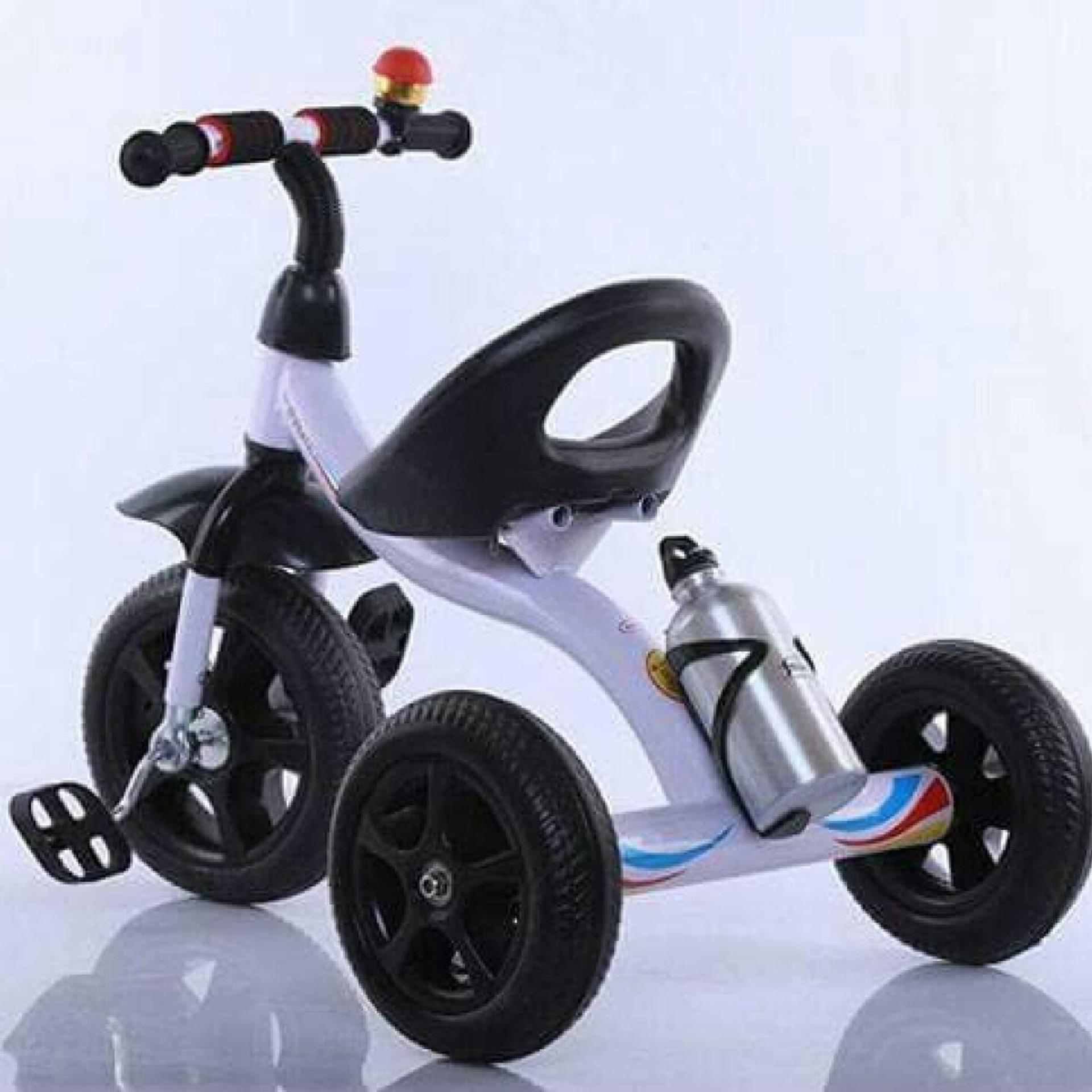 Giá bán Xe đạp trẻ em, xe day em be, Xe 3 bánh kèm bình nước CAO CẤP - Bảo hành uy tín 1 đổi 1 trong vòng 12 tháng trên toàn quốc