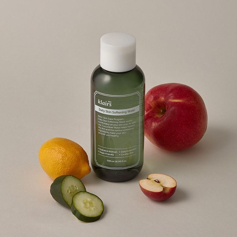Toner Klairs Daily Skin Softening Water 500 Ml