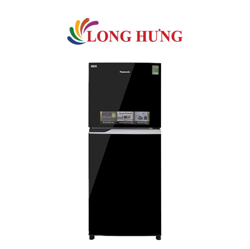 Tủ lạnh Panasonic Inverter 234 lít NR-BL267PKV1 - Hàng chính hãng - Có Inverter, Kháng khuẩn khử mùi Ag Clean, Công nghệ làm lanh Panorama, Khay chịu lực tốt
