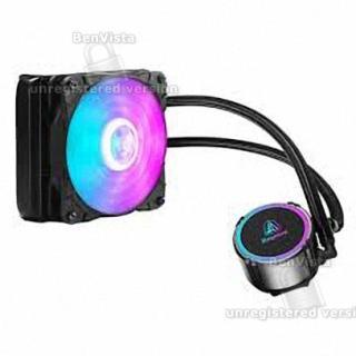 Tản nhiệt nước CPU Segotep AIO 120s mới full box thumbnail