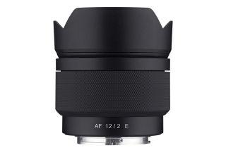 Ống Kính Samyang AF 12mm F 2 Sony E thumbnail