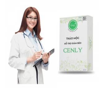 Trà Thảo mộc giảm cân , giảm béo CENL Y chính hãng loại 15 viên thường -cam kết hiệu quả 2