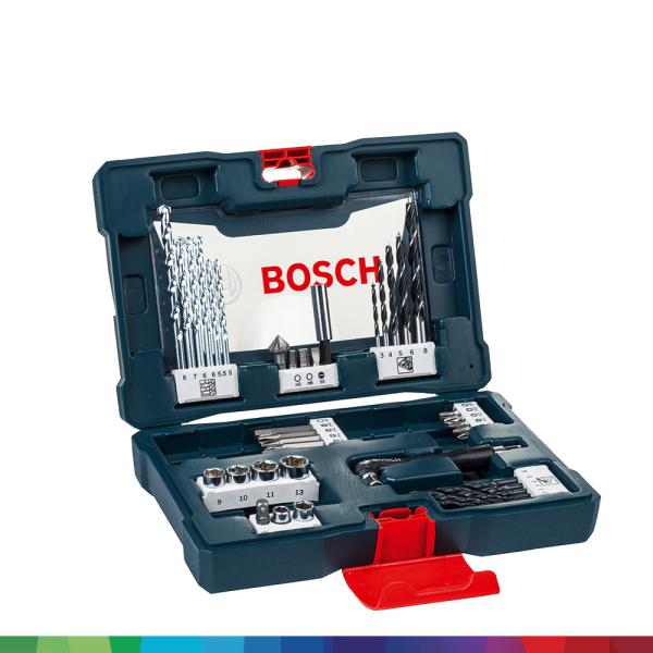 Bộ dụng cụ Bosch 41 món